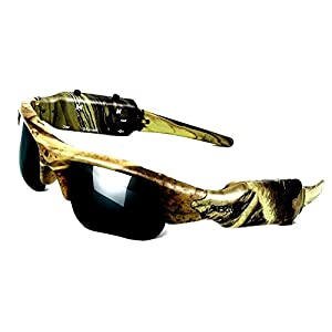 Sunglasses Camo For Men 16GB 1280x720P HD Hidden Camera Hunting Glasses Video Recorder Mini DV Camcorder Support Photo Taking - Skroutz Deals