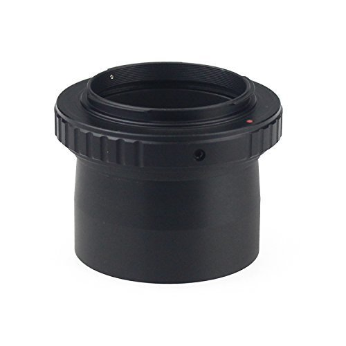 Solomark 2inch Precision Ultrawide 48mm Camera Adapter for Nikon Dslr Camera and 2inch Telescope Focuser