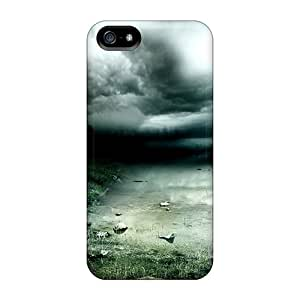 Perfect Fit WHh21866qBre Stranger In Dark Cases For Iphone - 5/5s