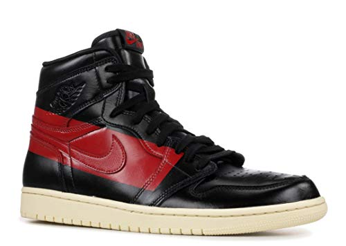 Nike AIR Jordan 1 HIGH OG Defiant Couture Black/Gym RED [BQ6682-006] US Men SZ 11 (Nike Air Jordan 1 Retro High Og)