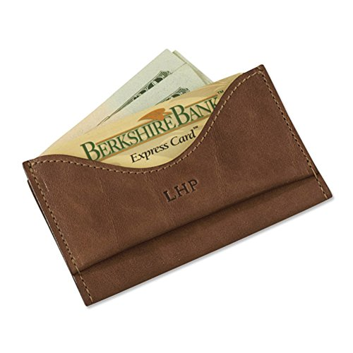 Orvis Front-pocket Wallet, Brown