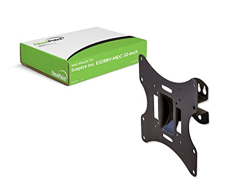 Picture of a NavePoint Wall Mount Bracket Black
