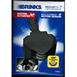 Brinks Motion Activated Replacement Motion Sensor Head Bronze