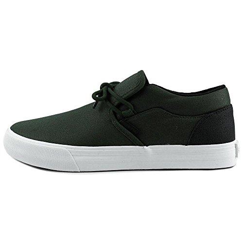 Supra Cuba Sneaker Burgund / Schwarz-Weiß