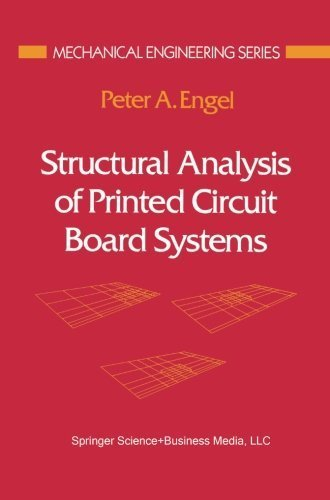 Structural Analysis of Printed Circuit Board Systems (Mechanical Engineering Series) by Peter A. Engel (2012-09-30) Zebra Printed Circuit Board