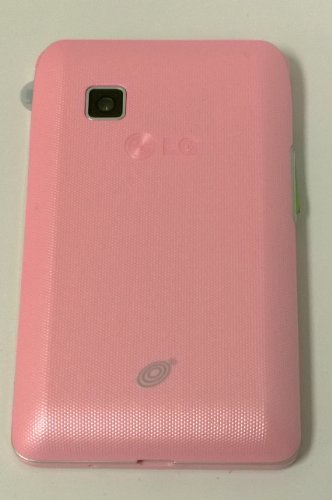 LG 840G Prepaid Phone With Triple Minutes (Tracfone) (Pink)
