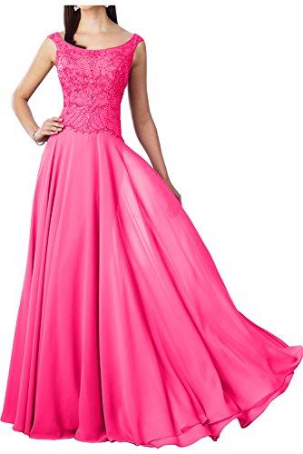 Vestido 46 rosa mujer para trapecio Topkleider pn7qdPd
