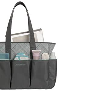 eddie bauer meadowbrook diaper bag gray baby. Black Bedroom Furniture Sets. Home Design Ideas