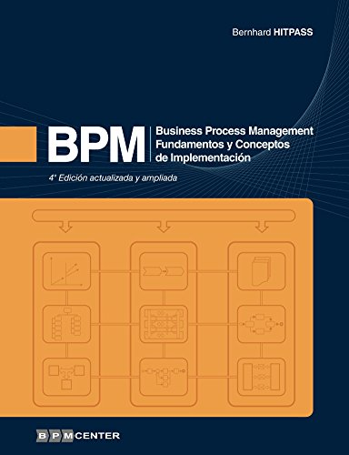BPM: Business Process Management - Fundamentos y Conceptos de Implementación 4a Edición (Spanish Edition