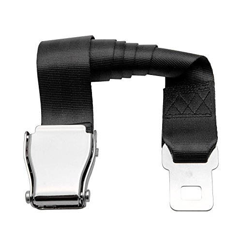 MASO Commercial Plane Aircraft Airplane Airline Seat Belt Extension Extender Buckle by MASO