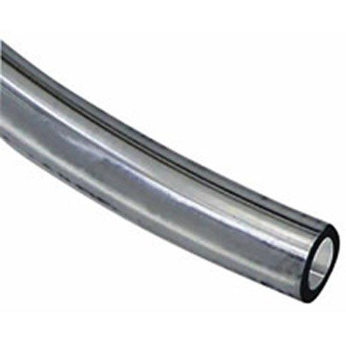 Clear Vinyl Tubing, 3/8' ID x 1/2' OD x 100' 3/8 ID x 1/2 OD x 100' Anderson-Barrows Metals 7-38