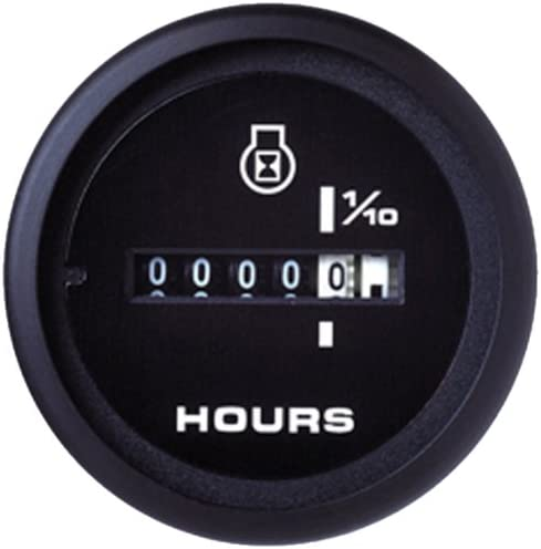Black Premier Pro 2 Sierra 62719P Hourmeter