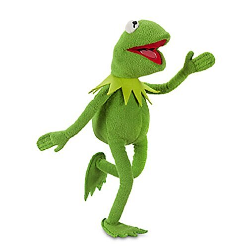 Frog Plush Toy - The Muppets Movie Kermit the Frog Disney Exclusive 16
