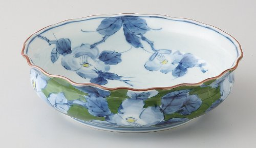 Iroe Flower Print Medium Bowl