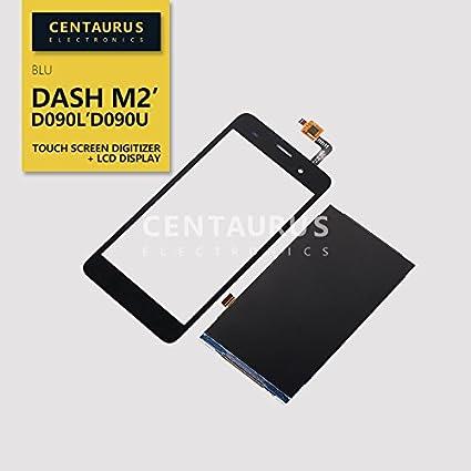 Amazon.com: Para BLU Dash M2 d090l d090u 5.0-Inch nuevo ...