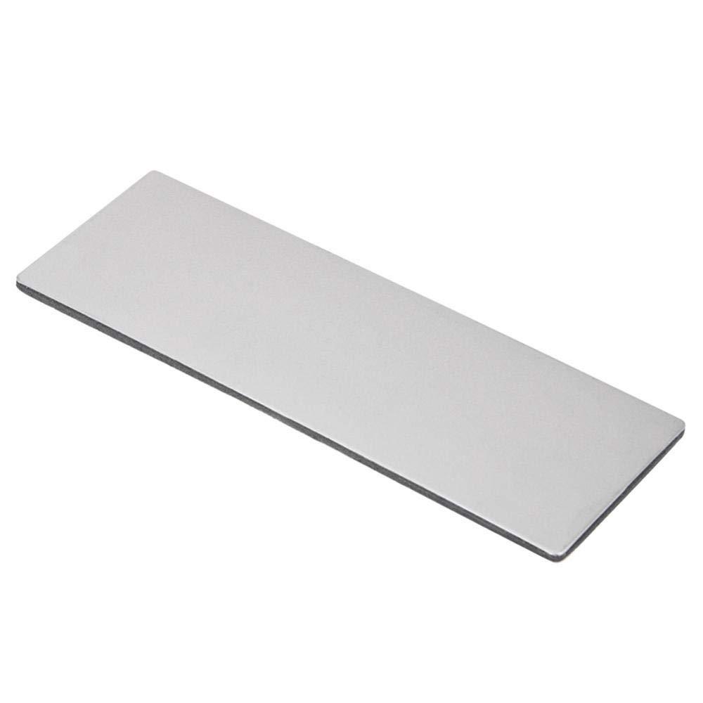 Placa de piedra de afilar Afilador de diamante Polaco cuadrado Placa de Herramienta de pulido 1 mm de espesor 1000# 150 * 50 * 1mm