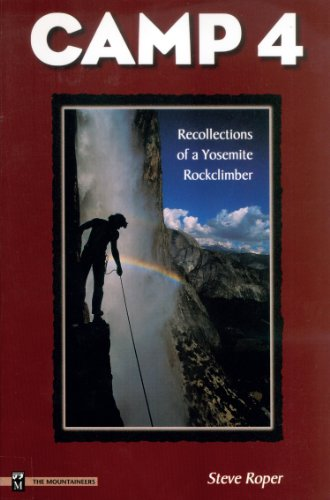 Activity Rock Camp Books (Camp 4: Recollections of a Yosemite Rockclimber)