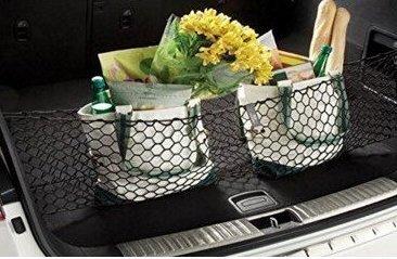 POZEL Envelope Style Trunk Rear Cargo Net Organizer For Toyota 4Runner (2003-present)