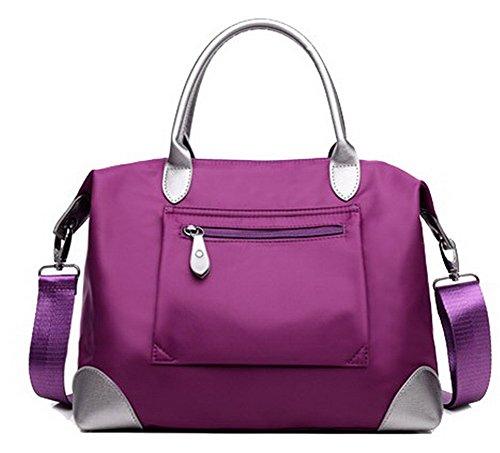 Femme tout Violet Bleu Achats tout à bandoulière CCAFBO181421 VogueZone009 Sacs Fourre fourre Sacs 4OqYw