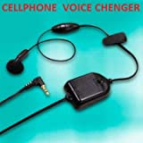 IPHONE GALAXY SMART PHONE HANDSFREE CELLPHONE VOICE CHANGER HEADSET DISGUISE SPY