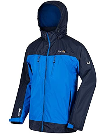 e443c8123 Regatta Men's Calderdale II Jkt Waterproof Jacket