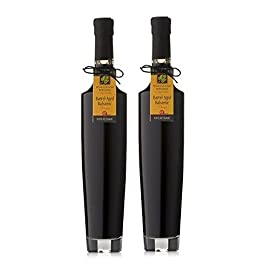Wine Country Kitchens Barrel Aged Balsamic Vinegar 11.8 Fl Oz Pack of 2 6 Fresh ingredidents Aged in wood casks Works for great dishes