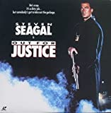 Out For Justice LASERDISC (NOT A DVD!!!) Widescreen Edition