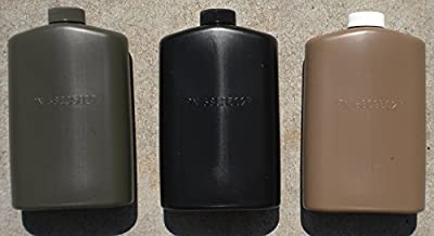 SportFlask- fishing, skiing and carrying flask- 16oz Military pilot issue