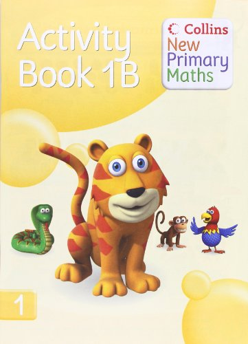 Activity Book 1B (Collins New Primary Maths)