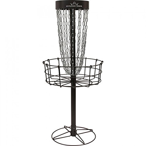 Dynamic Discs Marksman 15 Chain Portable Disc Golf Training Basket Target by Dynamic Discs