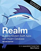 Realm: Building Modern Swift Apps with Realm Database, 2nd Edition Front Cover