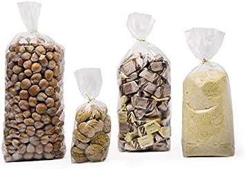 Juego de 100/bolsas para alimentos PLP de 32/x 45 cm ideales para envasar dulces