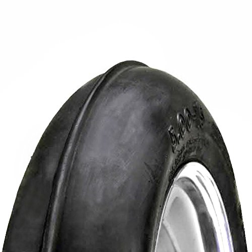 Latest Rage SV500R 1 Rib Smooth Front Sand Tire 5.00 X 15'' Dune Buggy/Sandrail