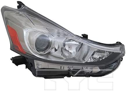 REPLACEMENT DAYTIME RUNNING LAMP LEFT DRIVER FOR 2015-2017 TOYOTA PRIUS V