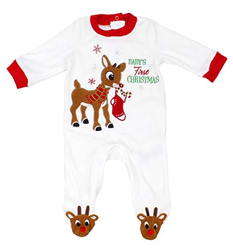 Rudolph Reindeer Unisex Christmas Onesie product image