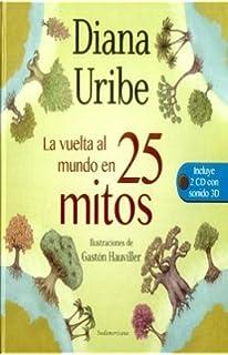 LA VUELTA AL MUNDO EN 25 MITOS 2 CD