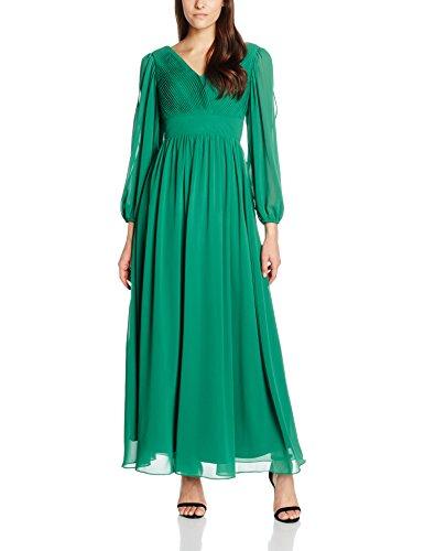 Vestido H Green EVENING MY para Dark Mujer Green DRESS Scarlett qvf8tz