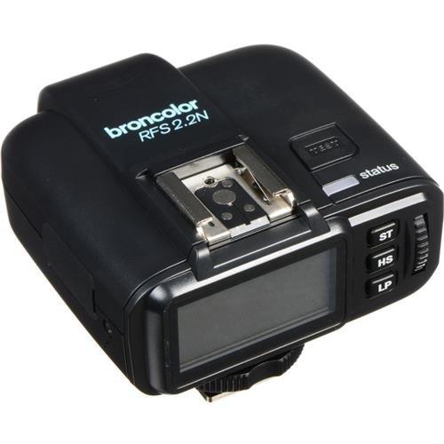 Broncolor RFS 2.2 N Transmitter (Nikon) by Broncolor