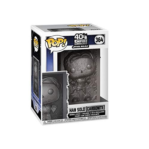 Funko Pop! Star Wars: Han Solo in Carbonite, Multicolor