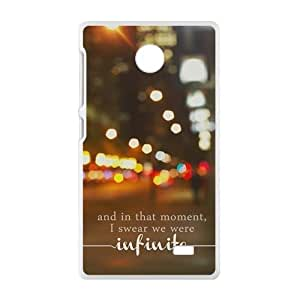 perks of being a wallflower we Phone Case for Nokia Lumia X Case