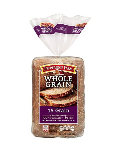 (Pepperidge Farm Bread - Whole Grain 15 Grain 2 Pack)