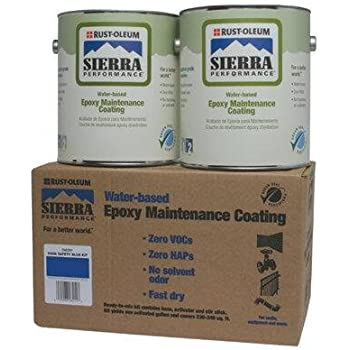 Rust Oleum S60 System 0 Voc Water Based Epoxy Maintenance