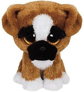 TY - Beanie Boos Brutus Medium, peluche perro, 23 cm (United Labels Comicwa 37053TY) , color/modelo surtido: Amazon.es: Juguetes y juegos