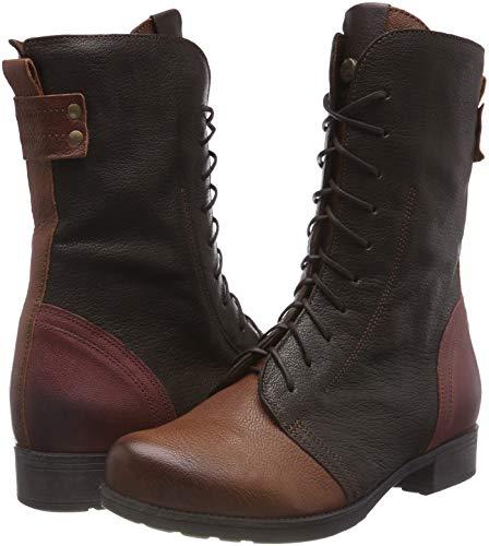 Boots kombi Think Ankle 383023 42 Women's Espresso Denk zyqyfHO