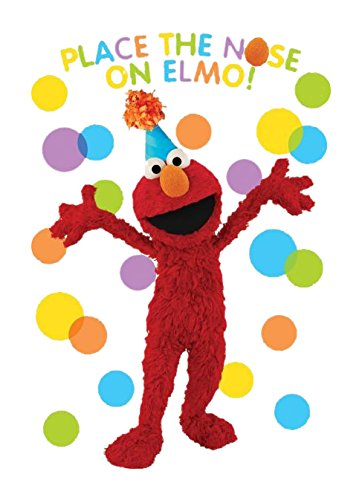 [Amscan Sunny Sesame Street Party