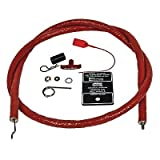 Remote Pull Cable 144 in L Red 1 in.