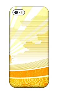 5/5s Scratch-proof Protection Case Cover For Iphone/ Hot Widescreen Vector Designs For Phone Case