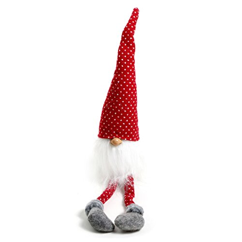 handmade swedish tomte santa scandinavian gnome plush christmas gift birthday present home. Black Bedroom Furniture Sets. Home Design Ideas
