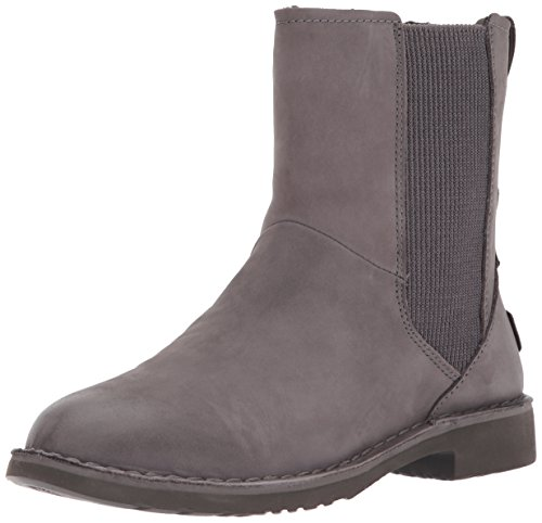 UGG Women's Larra Snow Boot, Charcoal, 10 M US by UGG