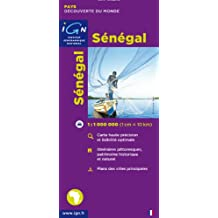 IGN MONDE : SÉNÉGAL - SENEGAL